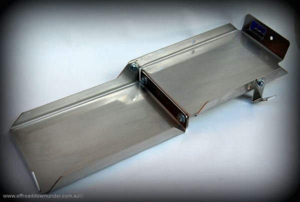 Dual Battery Tray: Mitsubishi PB Challenger & ML - MN Triton (2007-On) 3.2lt & 2.5lt T/Diesel