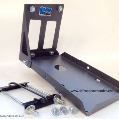 Dual Battery Tray - Toyota Prado 120 Series 2003-2009 - 3.0lt Turbo Diesel