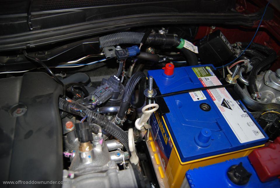 Dual Battery Tray Mitsubishi Pb Pc Challenger Amp Ml Mn