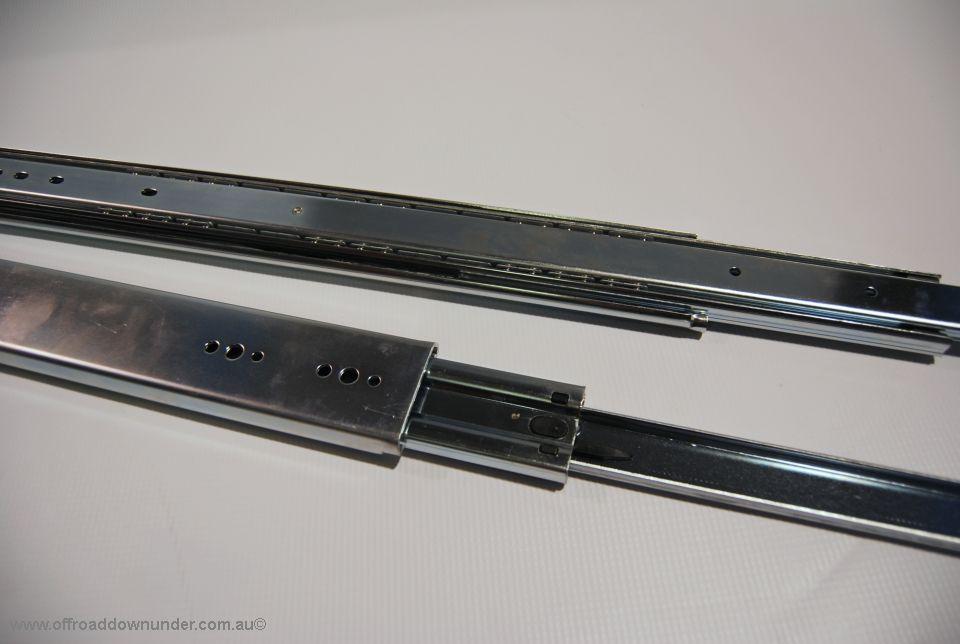 Bottom Heavy Duty Drawer Slides : Drawer slides heavy duty bottom mount