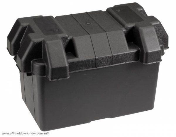 Large Plastic Battery Box