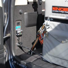 Off Road Downunder GU Patrol Power Panel with Voltage gauge 007
