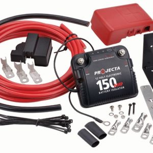 DBC150K 12V Electronic Dual Battery System