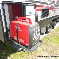 Off Road Downunder Generator Slide EU20i