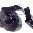 black 2.5m strap - Off Road Downunder