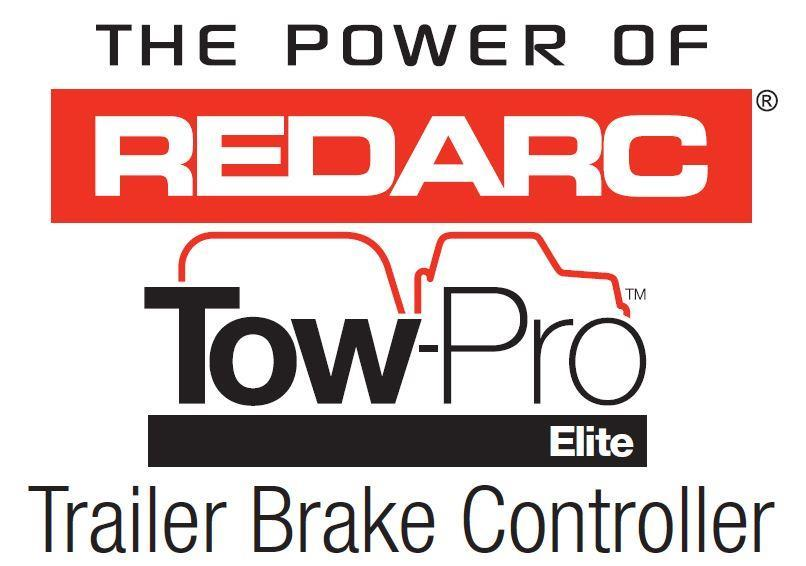 TowPro Elite Electric Brake Controller Off Road Downunder – Redarc Wiring Diagram