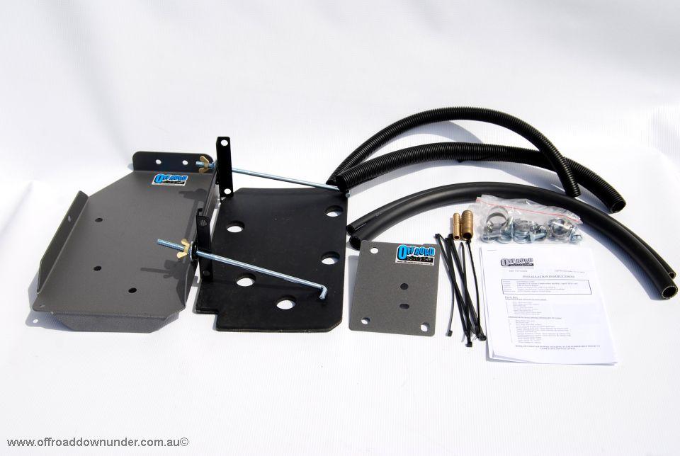 FJ cruiser battery tray kit