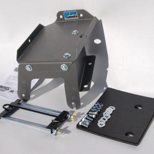 Dual Battery Tray: Ford Ranger PJ+PK & Mazda BT50