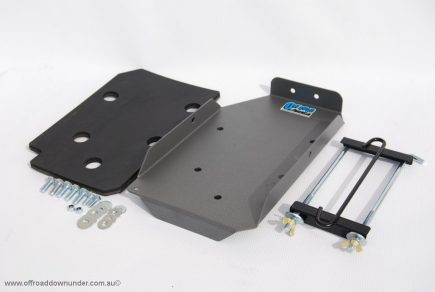 Dual Battery Tray Toyota Prado 150 Series