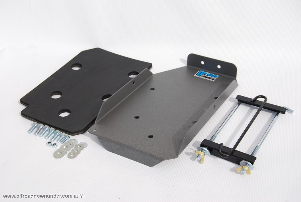 Dual Battery Tray Toyota Prado 150 Series Off Road