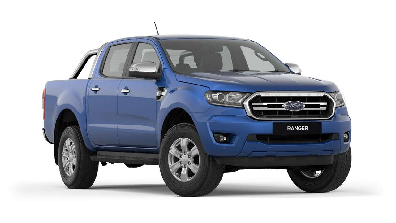 Ford Px1 Px2 Px3 Ranger Raptor And Mazda Bt50 2011
