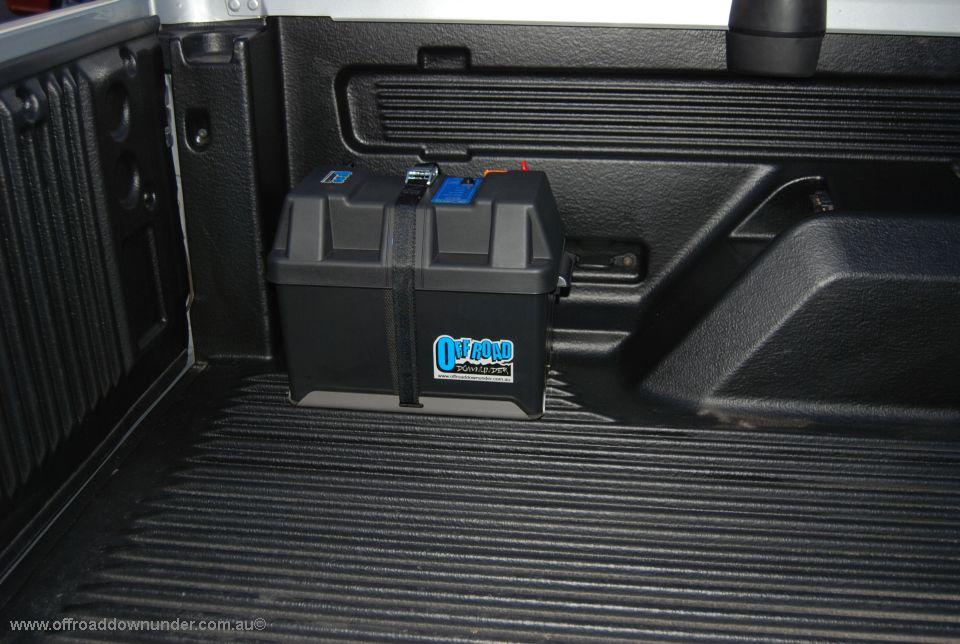 Ford Px Ranger Amp Mazda Bt50 Current Model Dual Battery