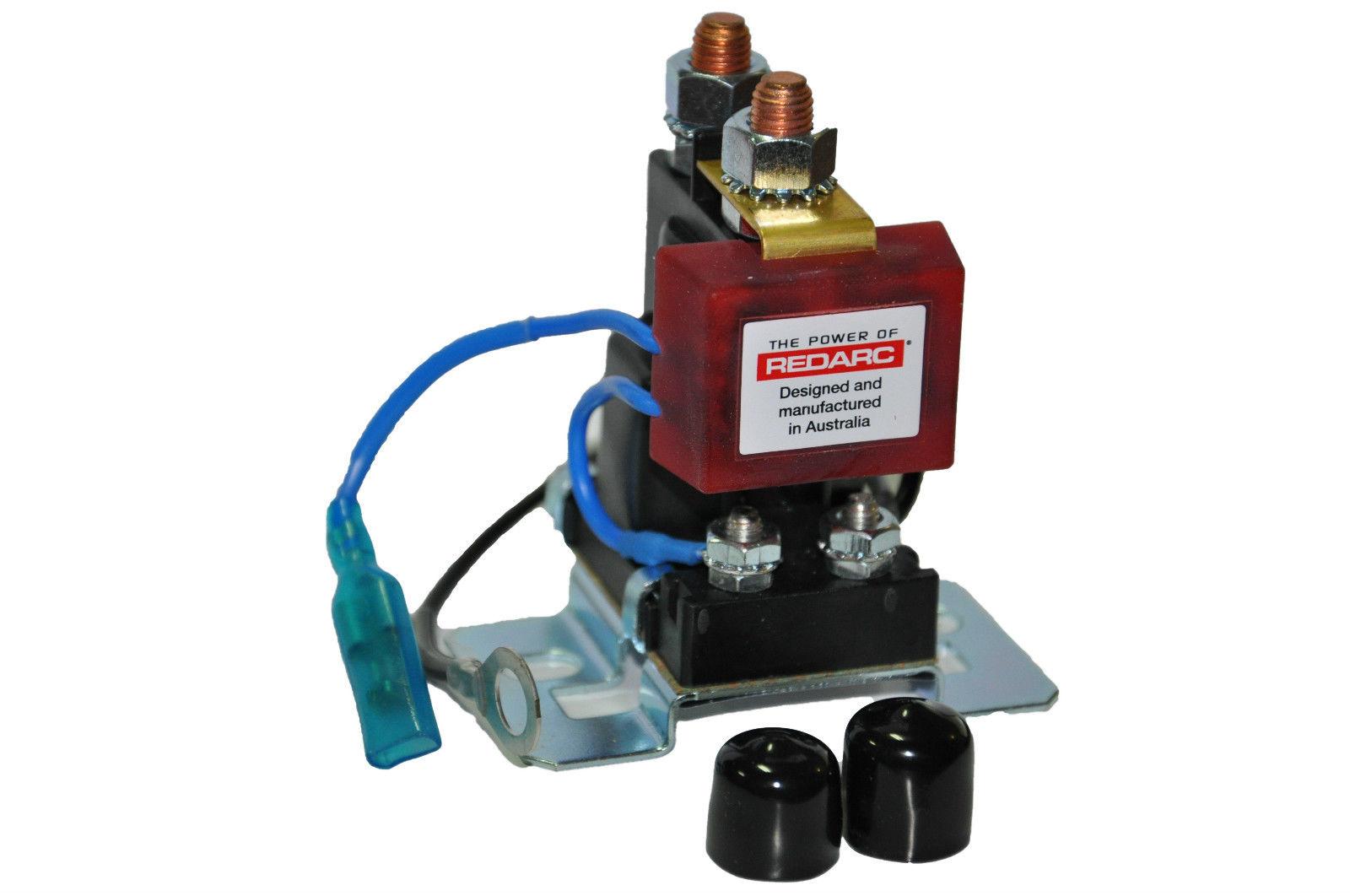 Redarc SBI12 100amp Dual Battery Isolator Latest Model