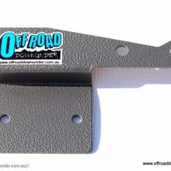 Dual Battery Solenoid Bracket - Redarc SBI12 - Ford Ranger & Mazda BT50
