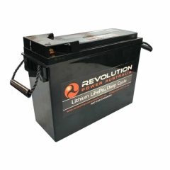 Revolution 60Ah Slimline Lithium Battery