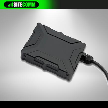 SiteComm GPS Tracker